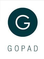 Association Gopad logo