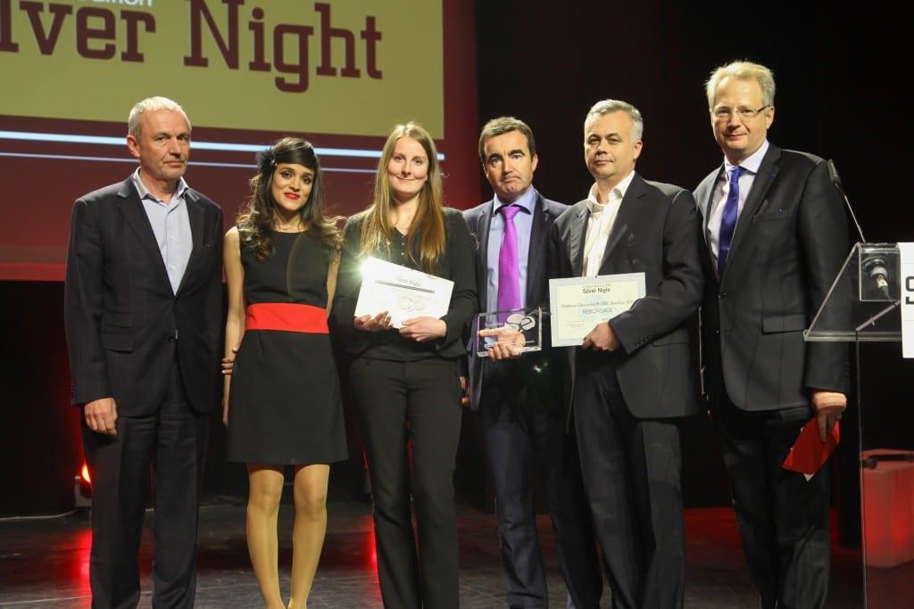 FNAQPA et Responsage Meilleure initiative RH - RSE SilverNight