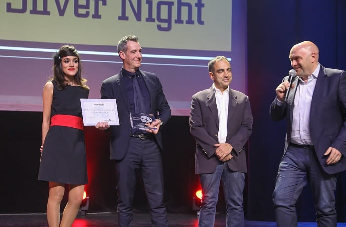 ITI communication Meilleure innovation Web SilverNight