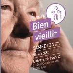 Le 21 mai 2016 : Journée Bien Vieillir à l'Université Lyon 2