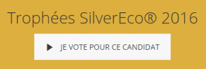 Votes - Trophies SilverEco 2016