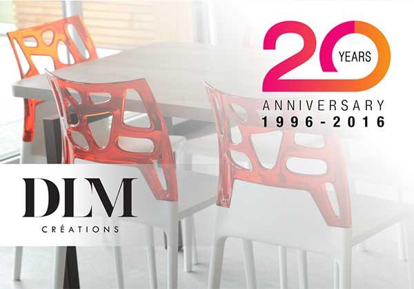 20 ans DLM Creations