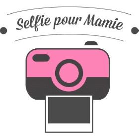selfie pour mamie