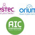 Nouvelle identité visuelle pour AIC international !