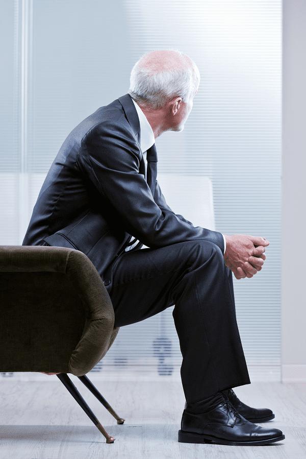 Emploi seniors - entretien - retraite shutterstock