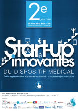 Journée start-up innovantes SNITEM