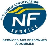 Logo NF services