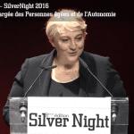 Ouverture de Silver Night par Pascale Boistard, Secrétaire d'État chargée des Personnes âgées et de l'Autonomie
