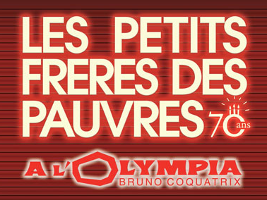 Petits frères des pauvres Olympia