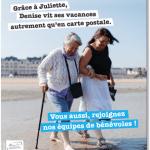 Les petits frères des Pauvres se mobilisent pour le droit aux vacances pour les personnes âgées isolées