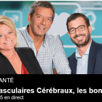 Mardi 7 juin 2016 : émission «Accidents Vasculaires cérébraux, les bons réflexes» sur France 5