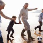 Les grands-parents veulent-ils toujours faire du baby-sitting ?