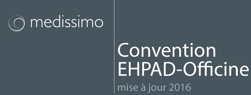 Medissimo convention Ehpad
