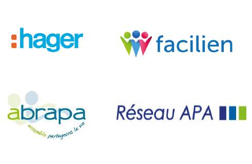 Partenariat Hager - Facilien - Silver économie et habitat