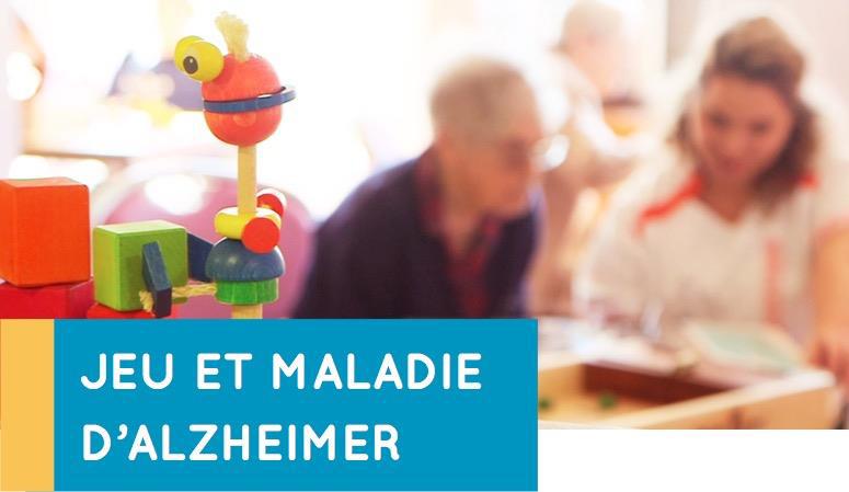 Gut gemocht Jouer avec des personnes Alzheimer : l'Institut du Bien Vieillir  CO64