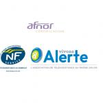 Téléassistance au domicile : le premier certificat NF Services est pour l'Association Alerte