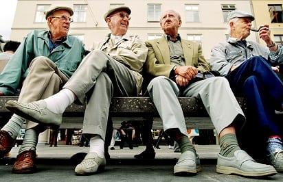 seniors vie sociale interactions