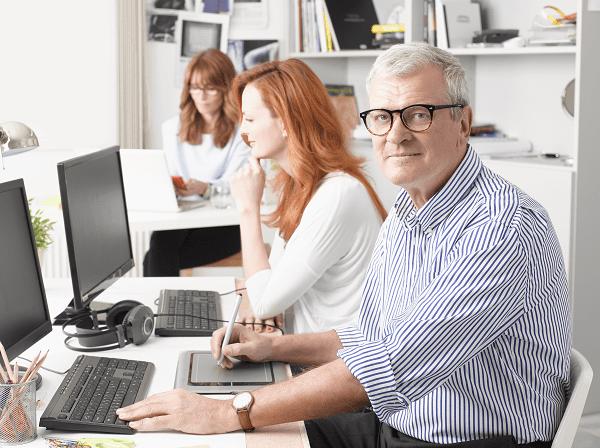 Emploi des seniors- emploi Silver économie