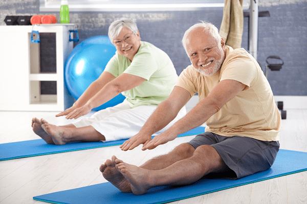 Sport - gymnastique - Activité physique adaptée - bien-être