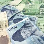 billets coréens finance