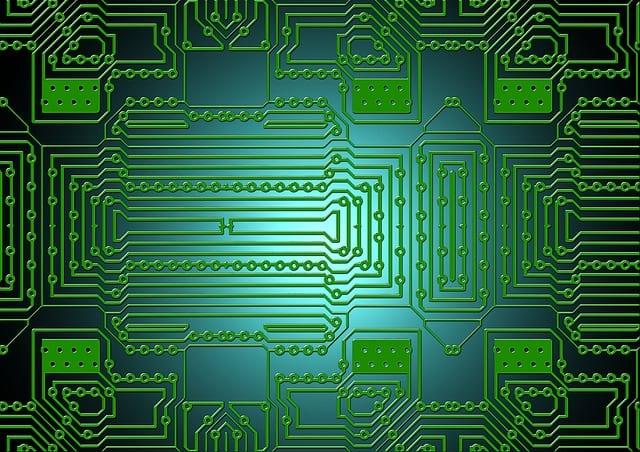 Circuit innovation technologie IBM Google santé