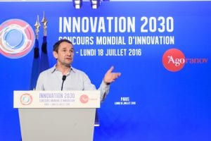 Concours mondial d'innovation discours Thierry Mandon