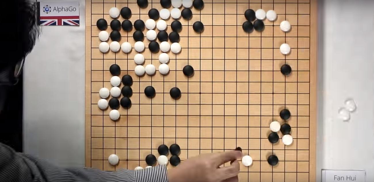 Deepmind jeu de go innovation intelligence artificielle Google