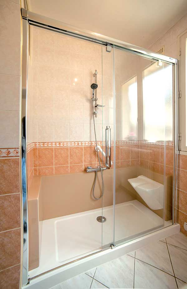 Douche confort Easyshower