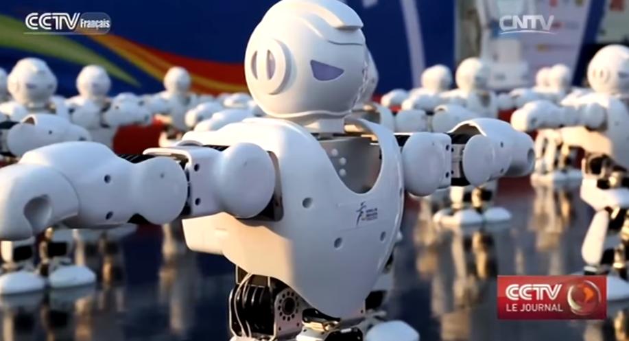 Robotique Chine