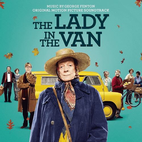 the-lady-in-the-van Maggie Smith senior cinéma actrice