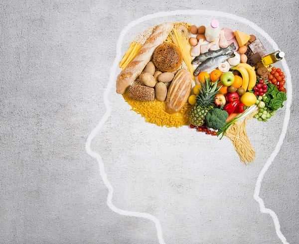 Rapport entre l'alimentation et la mémoire