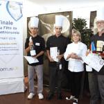 Fête de la Gastronomie DomusVi : le podium de la finale
