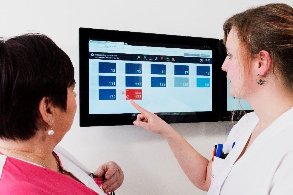FloorInMotion en établissement médicalisé