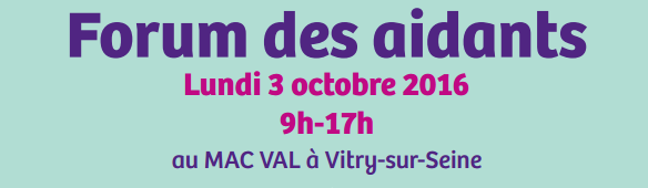 Forum des aidants à Vitry sur Seine