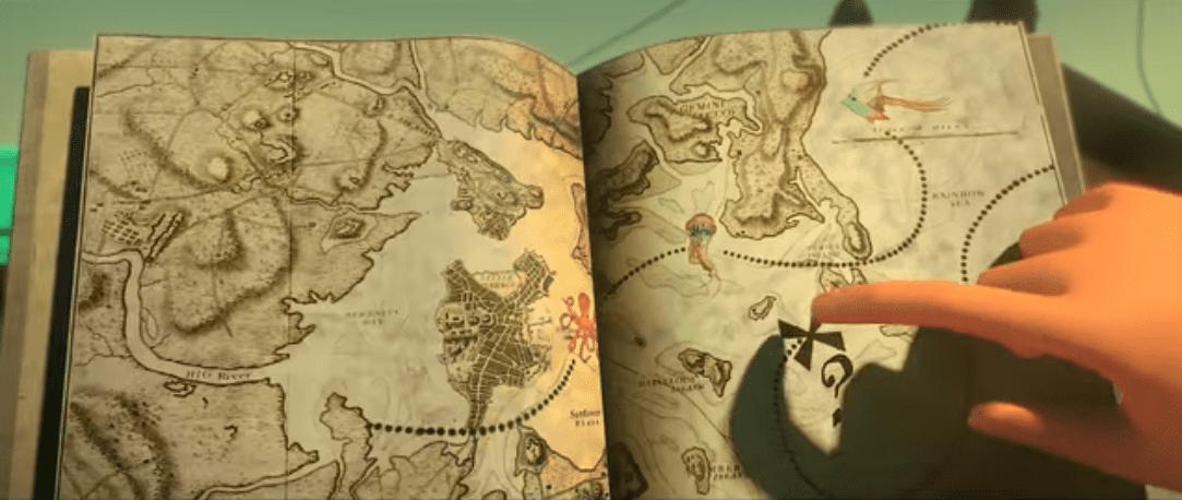 Jeu Sea Hero Quest sur la maladie d'Alzheimer