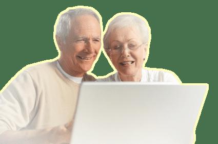 Les seniors de plus en plus intéressés par l'informatique