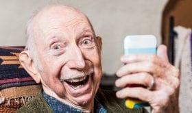 Etude Famil.care : Pour quelles raisons équiper un proche âgé d'un Smartphone ?