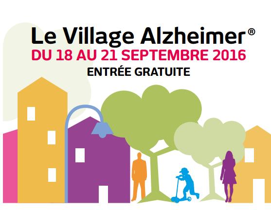 Village Alzheimer édition 2016