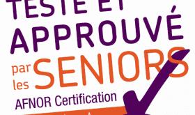«Testé et Approuvé par les Seniors», un nouveau label proposé par AFNOR Certification