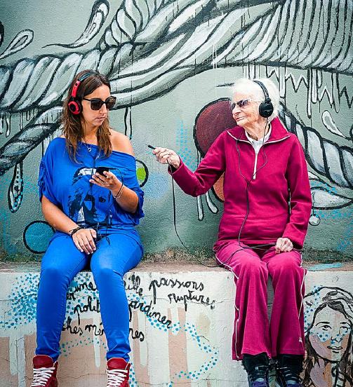 Exposition « Nous, vos vieux » @ Espace Seniors de la Reynerie | Toulouse | Languedoc-Roussillon Midi-Pyrénées | France