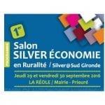Le 1er salon de la Silver économie en ruralité en Gironde, c'est demain !