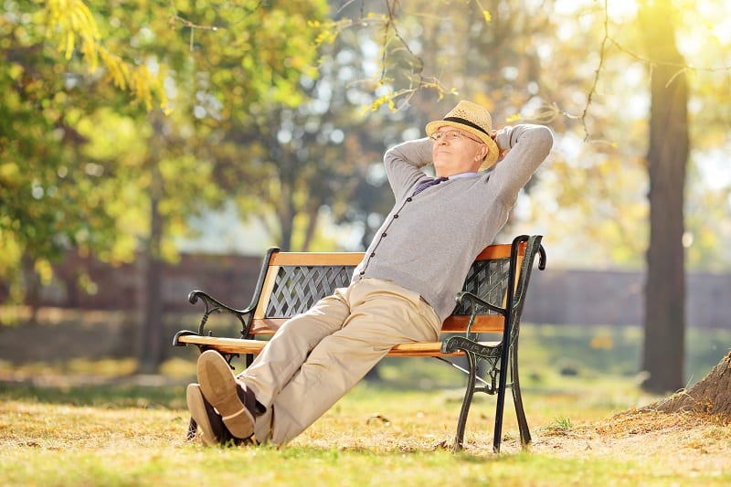 Le bonheur de la retraite
