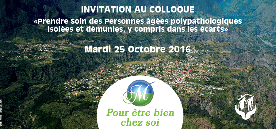 Colloque Pour Etre Bien Chez Soi @ Théâtre Vladimir Canter | Sainte-Clotilde | Saint Denis | Réunion