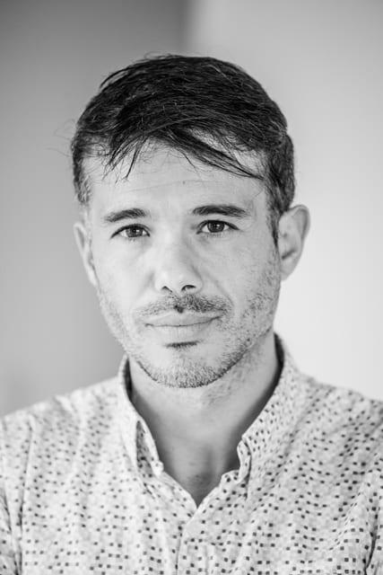 Portrait de Samy Hugon-Benhellal