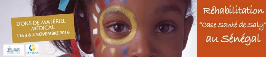synerpa collecte de matériel pour le Sénégal