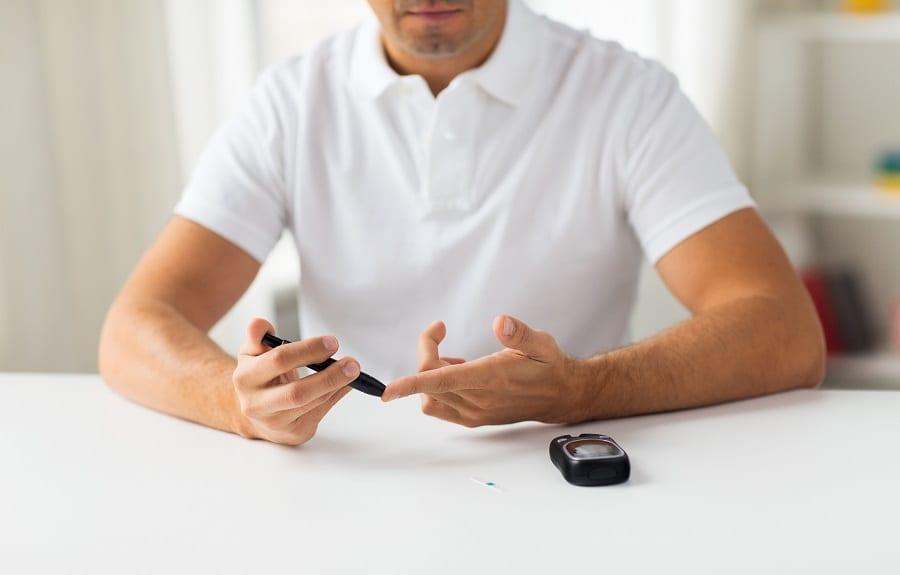 Piqûre diabète