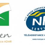 Filien ADMR, entreprise certifiée NF Service – Téléassistance au domicile par l'AFNOR