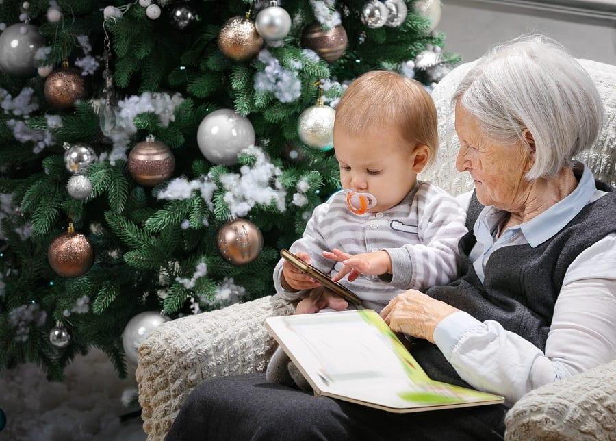 No l en maison de retraite comment faire passer un bon for Aide aux parents en maison de retraite