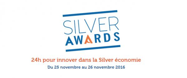 1ère édition des Silver Awards remportée par PLINK, qui permet de lancer des défis… à ses grands-parents !