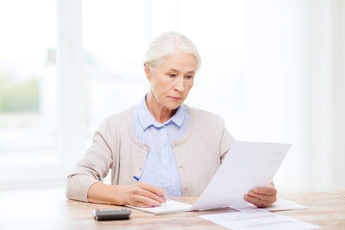 Formalités administratives pour personnes âgées